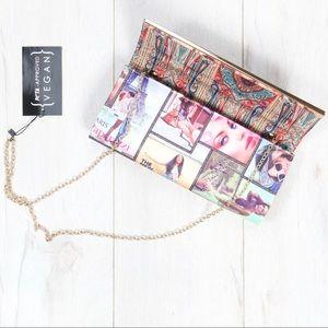 Handbags - Magazine inspired clutch